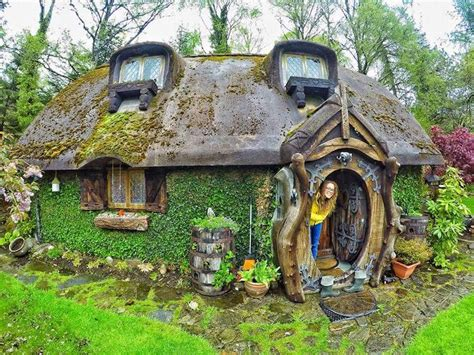 real hobbit house real life hobbit house imagines the fantastical book into