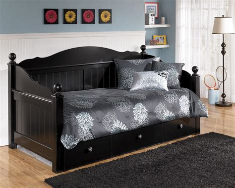 ashley trundle bed signature design by ashley jordan day bed with trundle