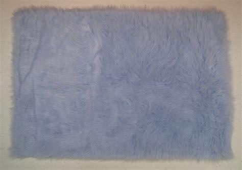 blue flokati rug rugs flokati light blue rug flk 011