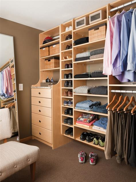 shoe cubbies for closets hgtv