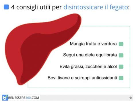alimenti per fegato ingrossato disintossicare il fegato dieta consigli e rimedi