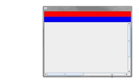 jscrollpane swing java jscrollpane column header with frozen and