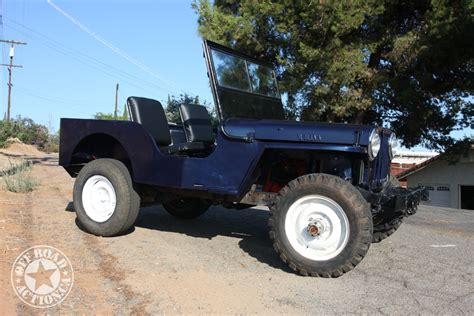 1947 Willys Jeep For Sale 1947 Willys Cj2a For Sale