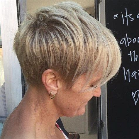 best short ash blonde hair style for older ladies 60 overwhelming ideas for short choppy haircuts ash