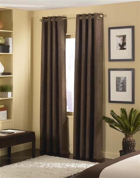 curtains for brown walls curtains wide windows curtains blinds