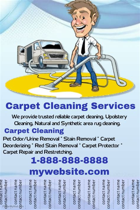 free carpet cleaning flyer templates carpet cleaning service template postermywall