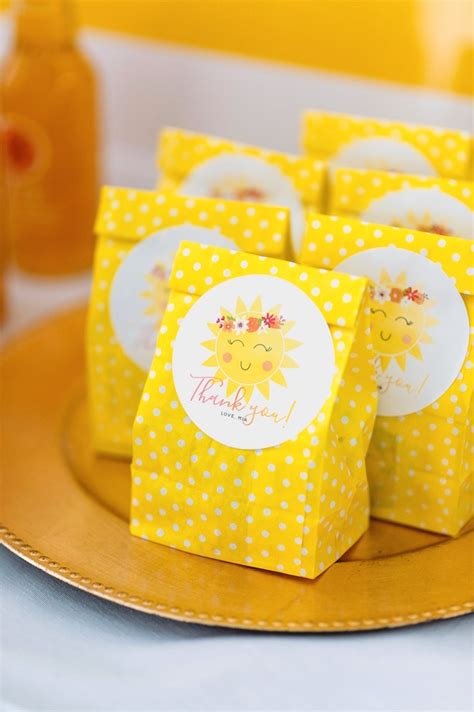 karas party ideas    sunshine birthday party karas party ideas