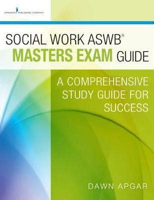 social work aswb clinical guide and practice test set a comprehensive study guide for success books social work aswb masters guide a comprehensive study