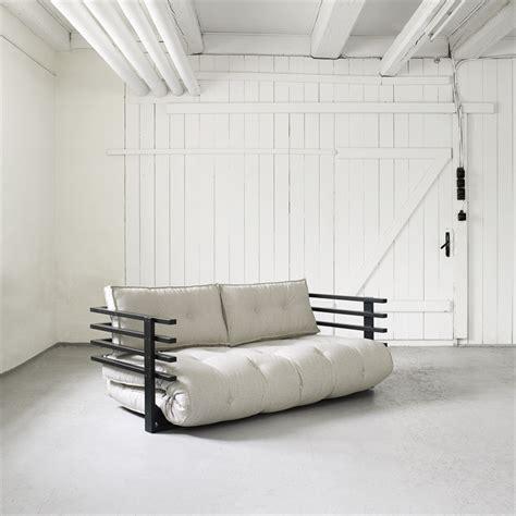 sofabett futon divano letto futon yori vivere zen