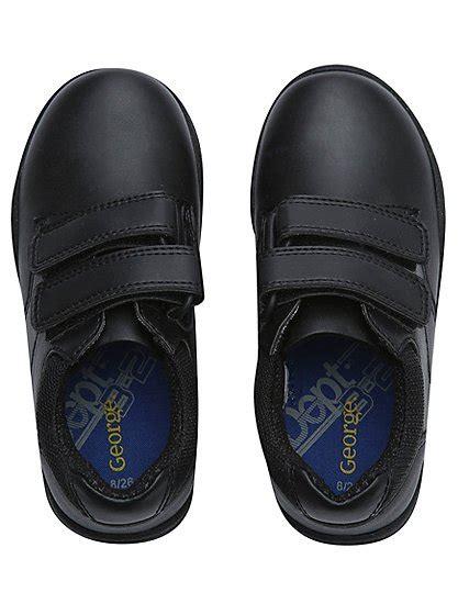 asda school shoes boys school smart shoes school george at asda