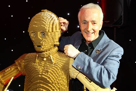 anthony daniels voice actor anthony daniels photos photos star wars ep1 the phantom