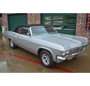 1965 IMPALA SS427 CONVERTIBLE 505HP GM CRATE LS7 GROUND UP