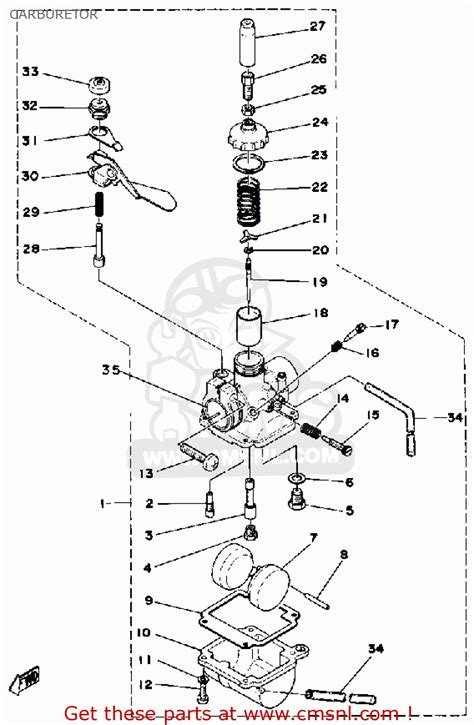 1981 xs650 engine diagram html auto engine and parts diagram