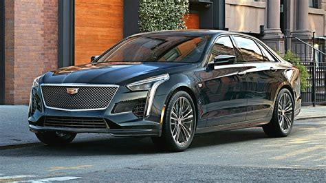 2019 Cadillac Ct6 by 2019 Cadillac Ct6 V Sport Rival Of Mercedes S Class And
