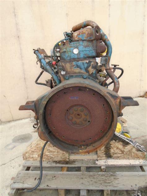engine international dt  model  oem engine complete mechanics special