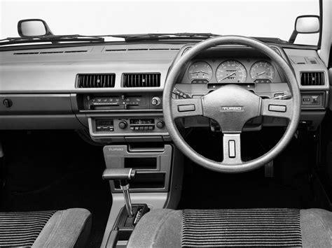 nissan sunny 1990 interior nissan sunny i wagon b11 1 5 75 hp