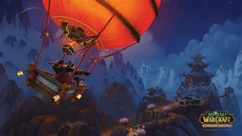world of warcraft mists of pandaria main theme login bitter s blog li li s travel journal kun lai summit