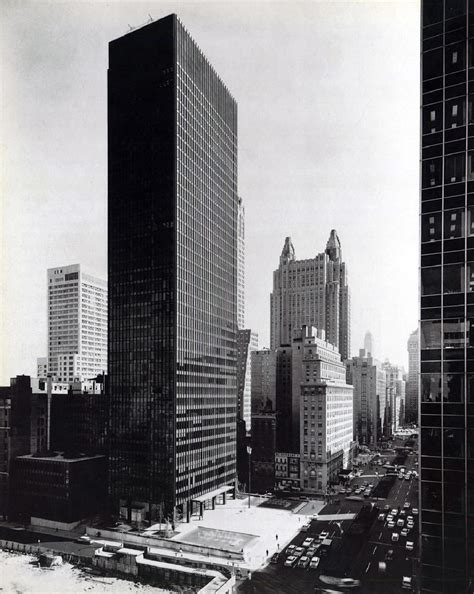 Darwin Martin House by The Weekly Wright Up The Seagram Building What Would