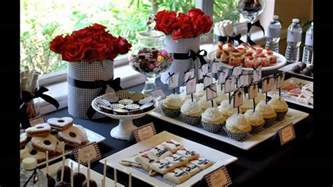 How To Decorate Buffet Table Best Buffet Table Decorating Ideas