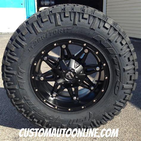 17x10 Steel Wheels 8x6 5.Black Rock Series Steel Wheel 15x