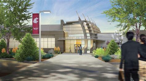 Wsu Tri Cities Mba Program by Wsu Breaks Ground On 23 Million Wine Science Center