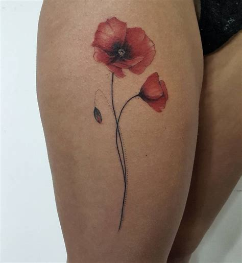 Pinterest Tattoo Poppy | best 25 poppies tattoo ideas on pinterest red poppy