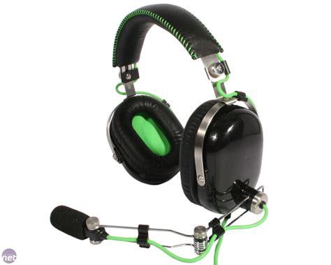 Headset Gaming Razer Blackshark Razer Blackshark Review Bit Tech Net