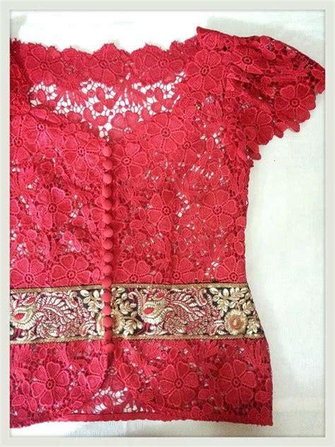 Jahit Dress Pesta 81 best images about dress pesta on kebaya oscar de la renta and lace