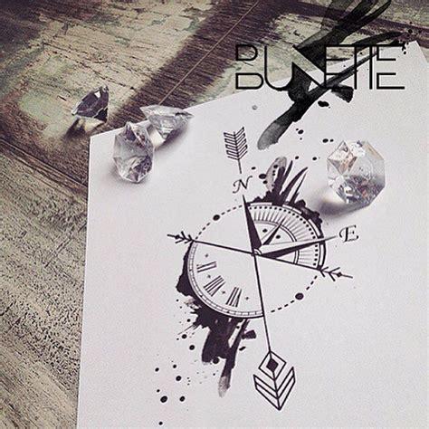 arrow compass tattoo tumblr br 250 jula pinteres