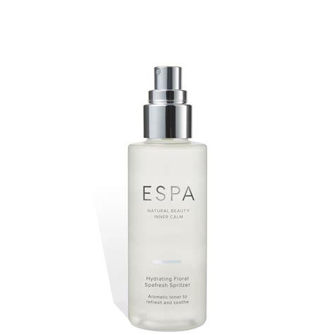 Detox Espa by Espa Hydrating Floral Spa Fresh Spritzer The Secret Spa