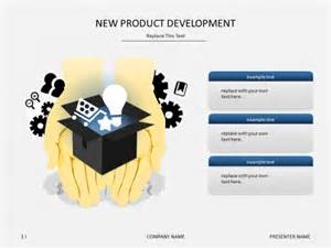 Product Development Template by Powerpoint Slide Templates New Product Development