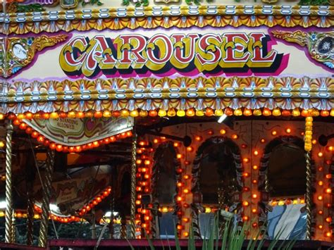 lights ride carousel ride lights free stock photo domain pictures