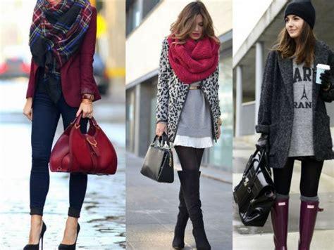 imagenes de outfits otoño invierno 6 outfits para este invierno actitudfem