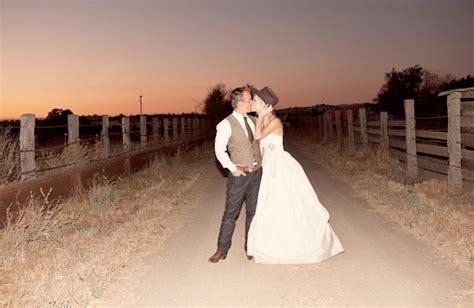 country western wedding green wedding