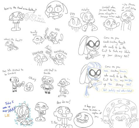 doodle forum for all doodle gumball doodle 8 by fallenjrblue on deviantart