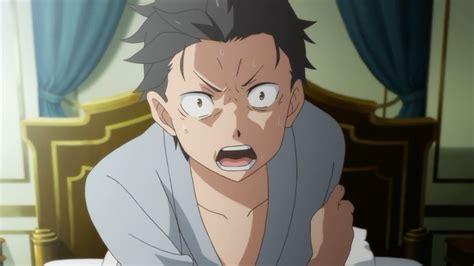 re zero ep6 subaru natsuki anime 2016 kuyers