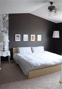 grey paint bedroom the painted grey wall is just stunning what is the actual color and which paint company thanks