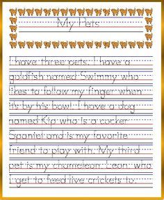 Improve Handwriting Worksheets by 1000 Images About Improving Handwriting On