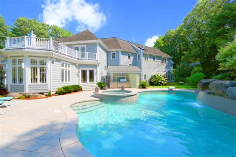 Pool And Patio Westwood by Featured Listing Stonemeadow Drive Westwood Ma Price