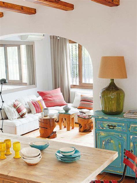 decoration espagnole maison une maison espagnole lumineuse et naturelle planete deco