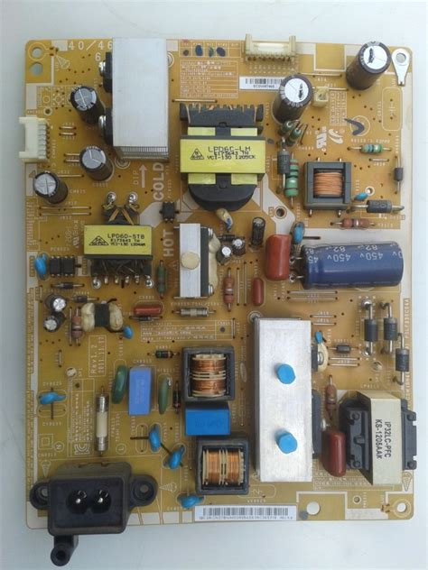 transistor hor tv samsung for samsung lcd tv ua40eh5300r power supply board bn44 00498a pd46av1 csm pslf930c04a is used in