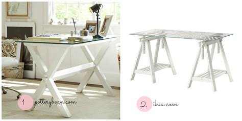 white desk with wooden legs furniture ikea glass top sawhorse desk design ideas and