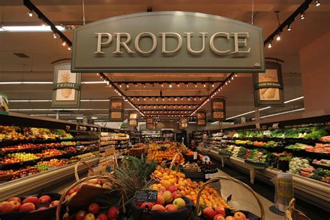 produce section supermarket ralph s thriftway supermarket design renovation by i 5