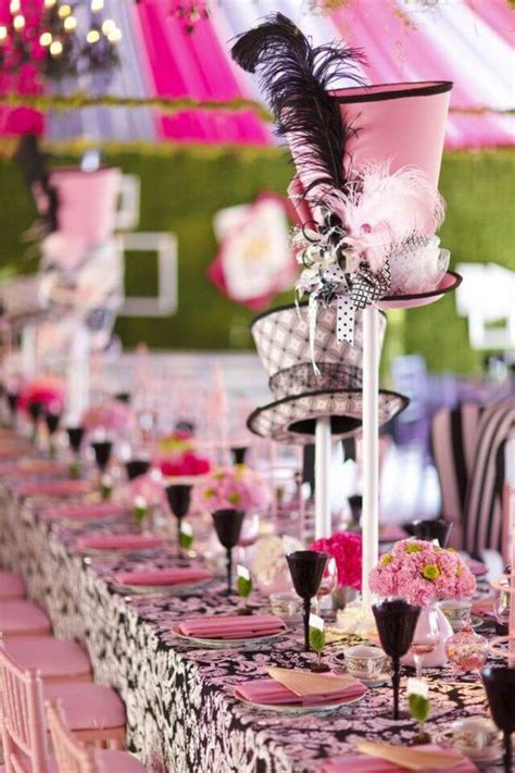 alice wonderland bridal tea party a mad hatter s themed tea party memorable indian weddings