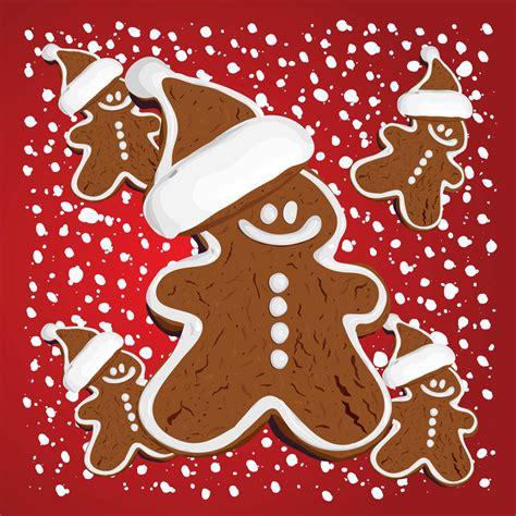 christmas wallpaper gingerbread christmas gingerbread
