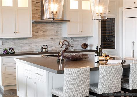 modern kitchen countertops and backsplash white modern subway marble mosaic backsplash tile