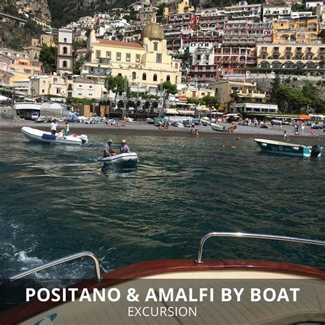 boat tour spanish discover sorrento coast positano and amalfi by boat for