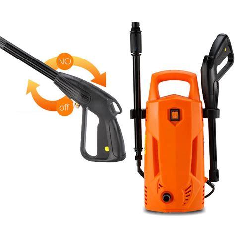 Alat Cuci Motor 3 In 1 mesin steam jet cuci motor mobil 1400w orange