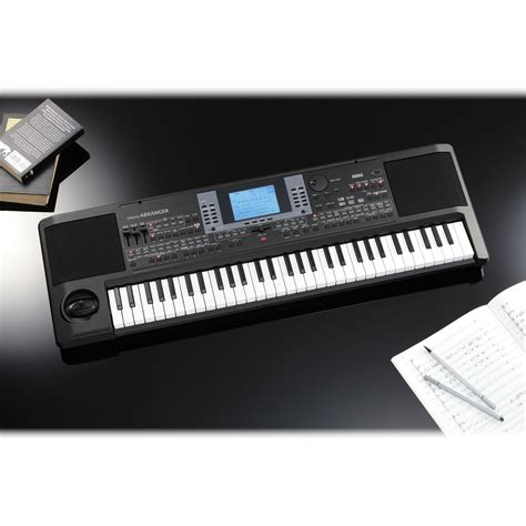 Keyboard Korg Korg Microarranger Professional Arranger Keyboard At