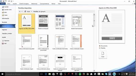 Como Abrir Plantilla De Curriculum En Word como crear un curriculum usando una plantilla de microsoft word